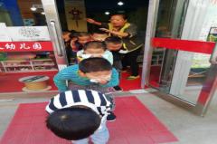 """黑龙江省鸡西市消防救援支队强化""""五进""""活动实现消防宣传全覆盖"""