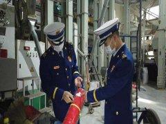 鸡西市消防救援支队积极推动消防安全网格化管理提质升级