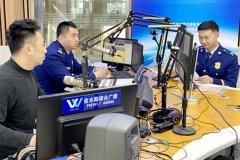 市主流媒体《包罗万象》节目邀请佳木斯市消防救援支队讲授冬季消防安全知识