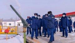 黑龙江:黑河消防全勤指挥部深入易燃易爆场所开展踏查熟悉