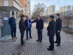哈尔滨市安委办督导组深入松北区开展专项消防安全督导检查