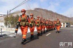黑龙江森林消防总队:组织3000名指战员开展专项防火行动