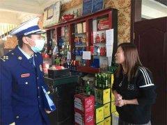 齐齐哈尔市消防救援支队甘南县消防救援大队深入九小场所进行消防安全业务指导