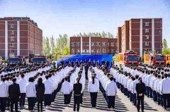 黑龙江消防救援总队联合多部门开展防震减灾科普进校园活动