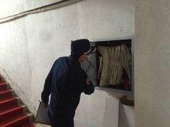 齐齐哈尔市甘南县消防救援大队开展高层建筑消防安全隐患排查工作