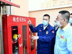 哈尔滨消防部署开展全市加油站消防安全排查整治工作