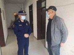 齐齐哈尔消防深入辖区高层住宅小区开展消防安全服务指导