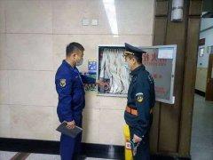 哈尔滨消防开展高考考点消防安全检查为考生保驾护航