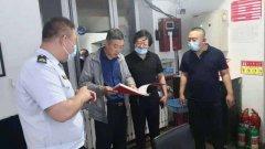 齐齐哈尔消防联合市文化广电和旅游局开展文物建筑消防安全检查