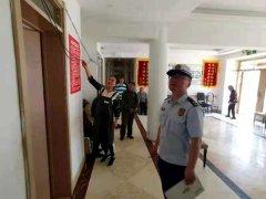 齐齐哈尔消防深入敬老院进行消防安全服务指导