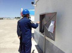 齐齐哈尔消防深入辖区粮食仓储场所开展消防安全服务