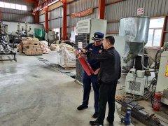 齐齐哈尔消防救援支队深入企业开展消防安全服务指导