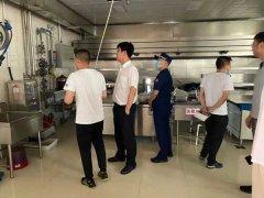 齐齐哈尔消防联合5部门开展大型企业员工生活区开展消防安全检查