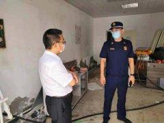 齐齐哈尔消防深入厂房仓储类场所开展消防安全检查