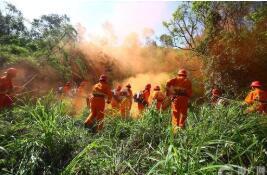 吉林省从9月15日开始全面进入秋季森林防火期
